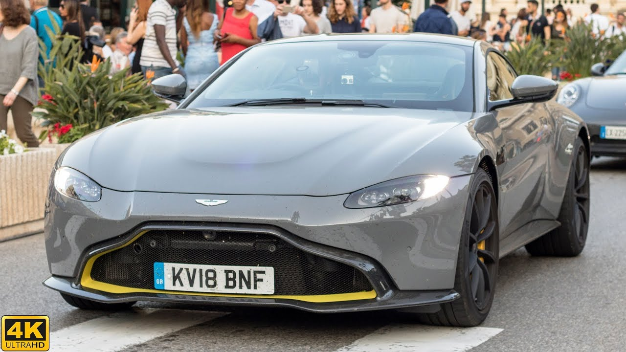 New Aston Martin Vantage Overview And Driving 2018 4k Youtube