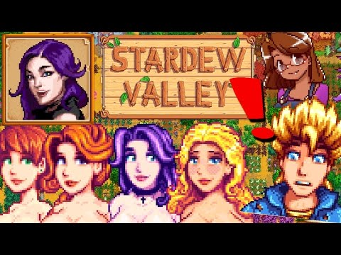 Get Stardew Valley Mods: Portrait Overhaul Mods (Gone Sexual!?) wat. Snapshots
