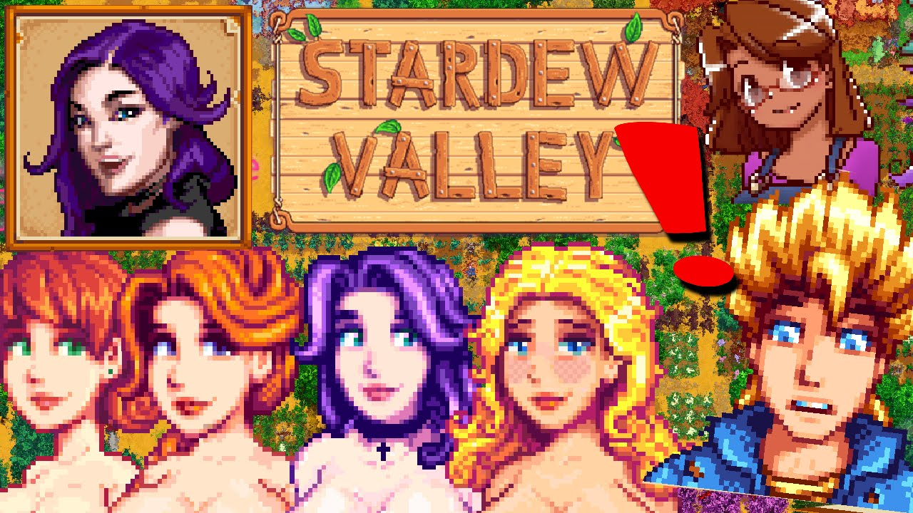 Stardew valley penny nude