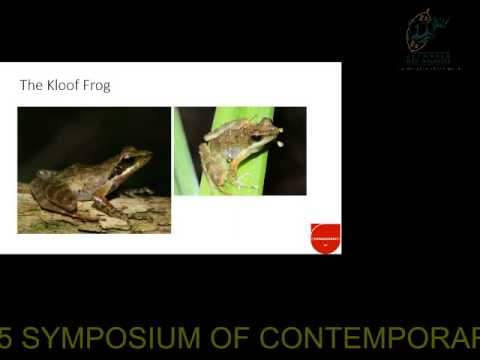 2016D2S7L2 Jeanne Tarrant Implementing a monitoring protocol for KZN's threatened frog species