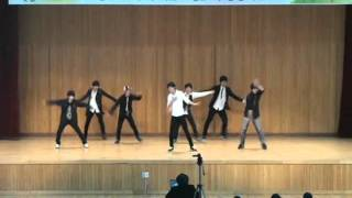 [cover] Infinite - Paradise (Buchun middle school in Korea)