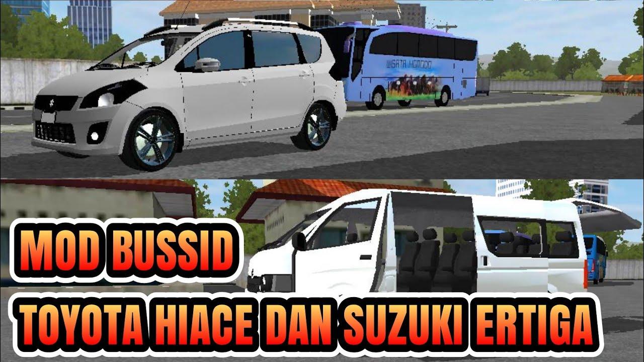 430 Koleksi Mod Bussid Mobil Suzuki Ertiga Terbaru