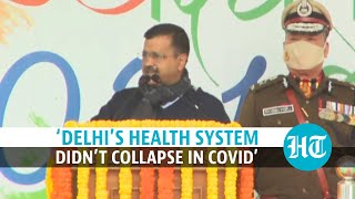 'Over 3 lakh Covid patients recovered in Home Isolation': Delhi CM Kejriwal