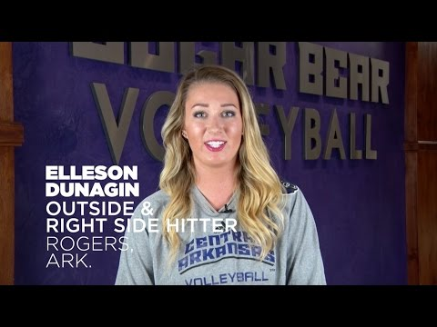 Volleyball: Meet Elleson Dunagin