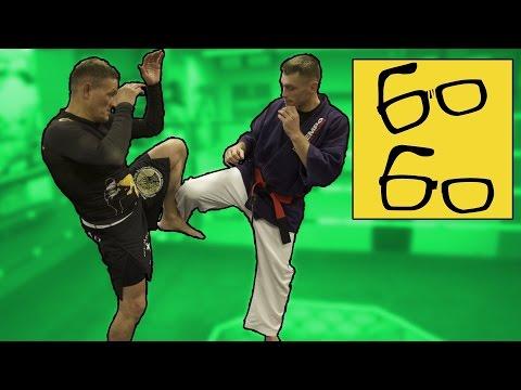 """Спарринг, вольный бой, работа в парах (борьба, бокс, муай тай, MMA) — """"Лучшие из лучших"""", 4 серия"""
