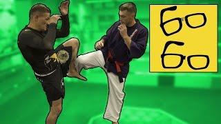 Спарринг, вольный бой, работа в парах (борьба, бокс, муай тай, MMA) —