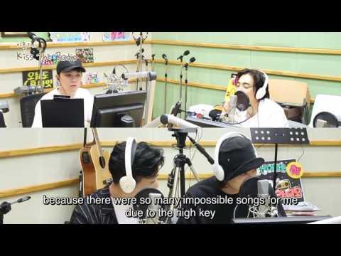 [ENG] 170719 One & Geeks on Lee Hongki's Kiss The Radio Part 1