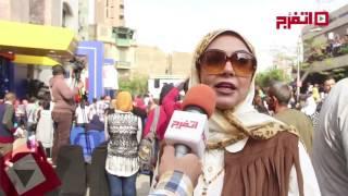 اتفرج | دعاء عامر تدعم مستشفى أبو الريش للأطفال