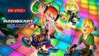 🔴 Mario Kart 8 Deluxe - Completando copas que me Faltan!