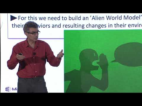 Learning to Understand Language: Text Corpora are not Enough | Yoshua Bengio
