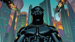 The Issue at Hand: Black Panther #1