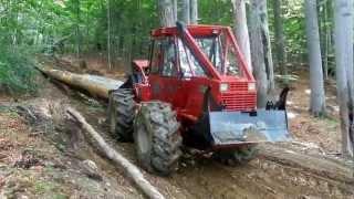 Раскраска трактора часть 3