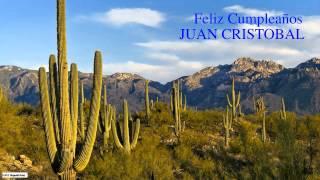 JuanCristobal   Nature & Naturaleza - Happy Birthday