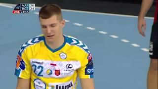 Вардар - Виве Кельце (01-12-2018) Лига Чемпионов