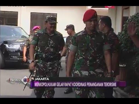 Bahas Terorisme, Wiranto Panggil Kapolri Hingga Panglima TNI - iNews Sore 18/05