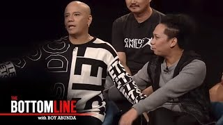 The Bottomline: Lassy and Wacky Kiray talk about how they handle their audience