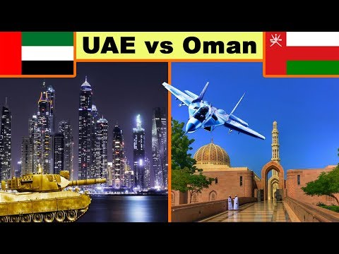 UAE vs Oman || Which country is better? (2018)