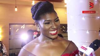Omotola Jalade, Sola Sobowale, Chioma Chukwuka, RMD dazzle at the premiere of 'Christmas is Coming'