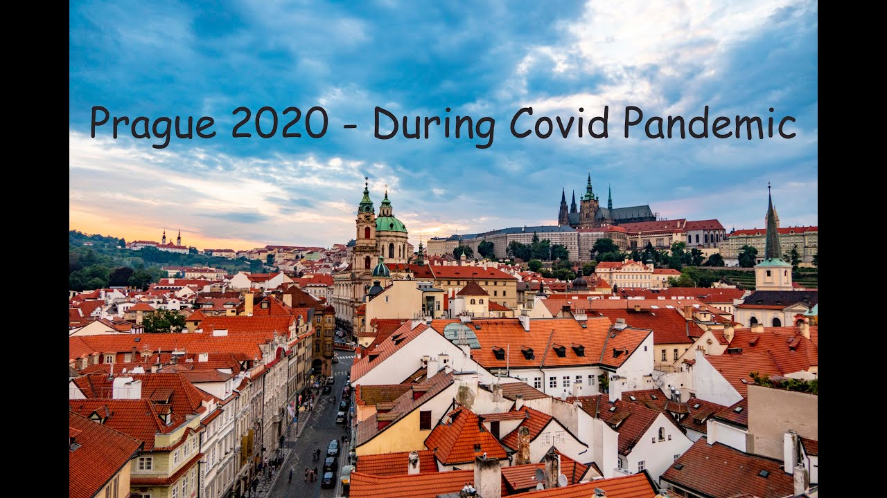 Prague covid 2020 vacation [4K/UHD]