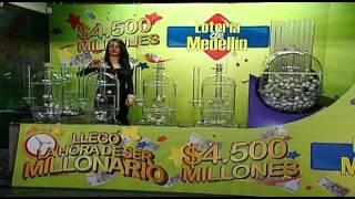 Sorteo de la Lotería de Medellín número 4239 - 10/10/2014
