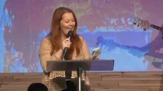 Helen Cobanov Australian Prophetic Summit 2018