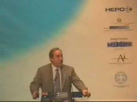 Greek-Australian Business Forum ( 1 of 2 )
