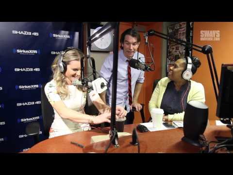 Rebecca Romijn and Jerry O'Connell Speak on Sex and a Happy Marriage on Sway in the Morning