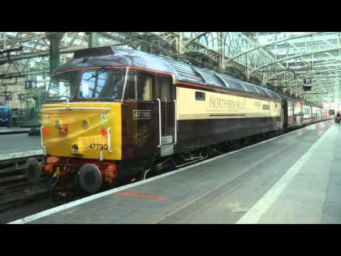 47790 47818 Cruise Saver Express in Glasgow Central