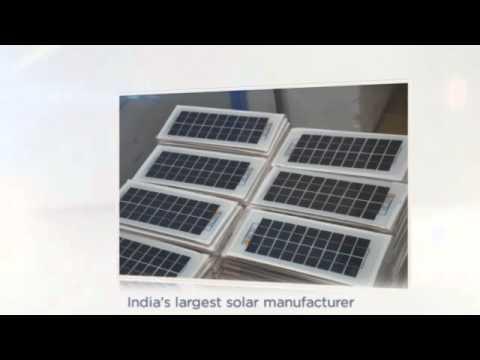 THRIVE Solar Lanterns - manufacturing in India