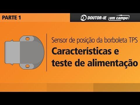 Sensor de posição da borboleta TPS - 1/2 | Doutor-IE em Campo ep.068