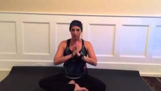 Namaste - Easy Seated Pose