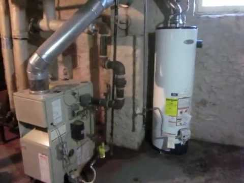 How To Install New 40 Gallon Natural Gas Hot Water Tank Presented By Cime X