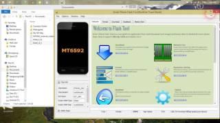 Backup ROM, Root và cài CWM Recovery Chip MTK 65xx