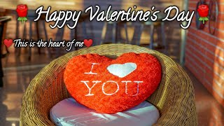 🌹Happy Valentine's Day   This is the heart of me❤   สุขสันต์วันวาเลนไทน์💝