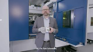 TRUMPF Info to Go: Sheet metal processing – How it started, how it's going