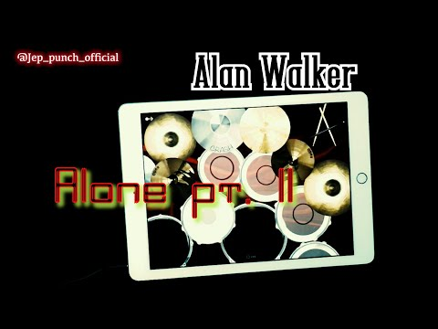 alan-walker-&-ava-max---alone-pt.-ii-(drumsxd-cover)