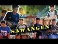 Sawangen Cover kendang kentrung ll AMC Foundation TERBARU 2018