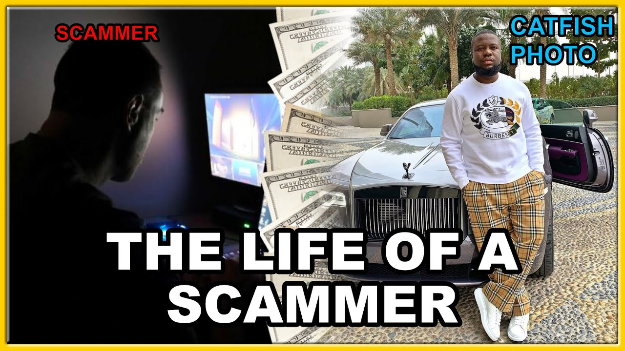 The Anatomy of a Nigerian Romance Scammer