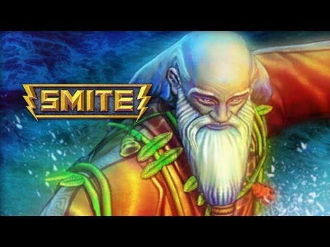 Smite Game - LIVE 1080p HEBO (God of the Yellow River) Commentary