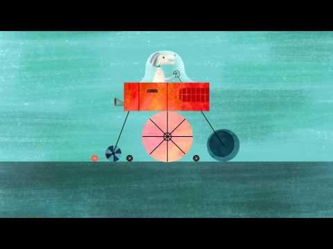 Shape Shift by Joyce Hesselberth — Book Trailer