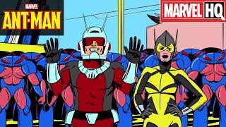 Ant-Man - La folie des grandeurs