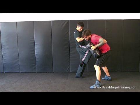 Krav Maga - Knee Strike (Details to Maximize Power)