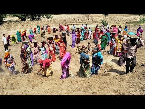 MGNREGA world's largest public works programme, Says World Bank