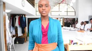 Ralph Leroy - Haitian Fashion Designer