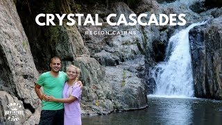 Crystal Cascades Cairns - Swimming Hole - Vlog #41