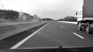 saah sur autoroute Setif Alger