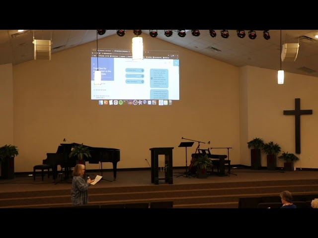 PBC Women's Bible Study Session 3 Discover the Story of Redemption