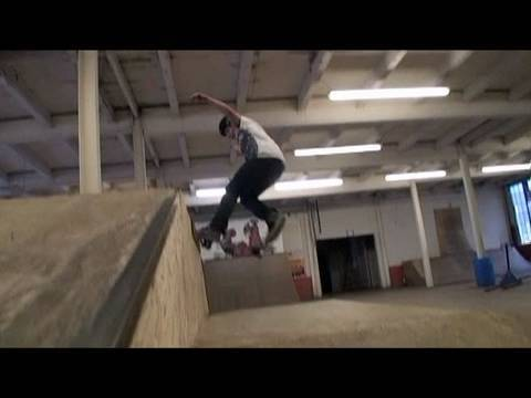 Skate park opens in former Columbia factory