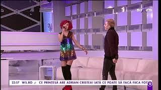 Maria Simion si Mike interpreteaza piesa Craciunul in doi