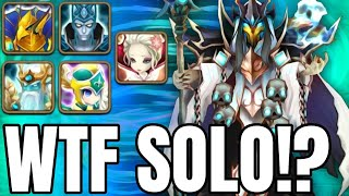 You haven't seen This WTF Halphas Comp yet! - Summoners War